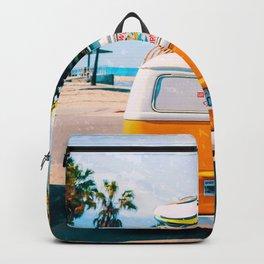 Van — Surf, Beach Backpack