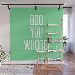 Mean Girls #4 – Boo Wall Mural