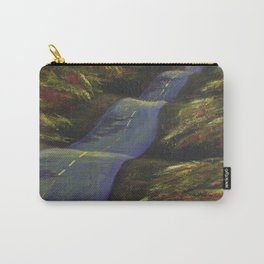 Life's Road goes up and down Carry-All Pouch