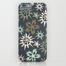 unlikely snowflakes iPhone 6s Slim Case