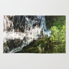 Thundering Brook Falls Rug