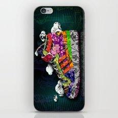 Horror Vacui - Baskets01 iPhone & iPod Skin