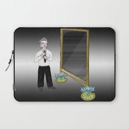 The Empty Mirror Laptop Sleeve