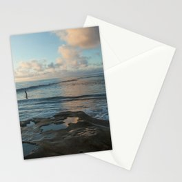 Whispering Sands Stationery Cards
