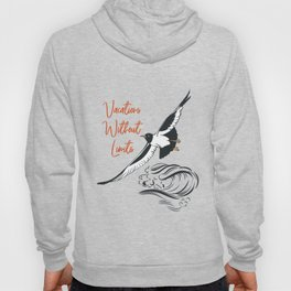 Sea adventure. Vacations without limits Hoody