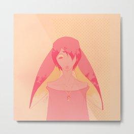 bunny boy Metal Print