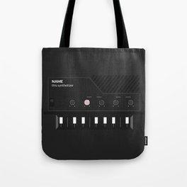 Analog Synth (Monotron) Tote Bag