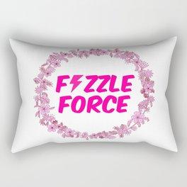 Fizzle Force Rectangular Pillow
