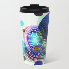 Level 5 - Ascend Clarity Metal Travel Mug