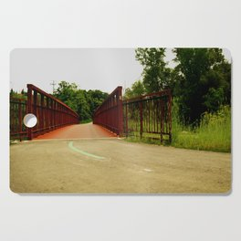 North Don Trail Bridgeway Cutting Board