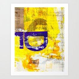 Zokuk Art Print