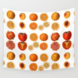 Fruit Attack Wall Tapestry
