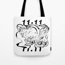 eleven. Tote Bag