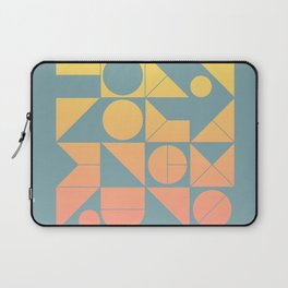 Modern Geometric 06 Laptop Sleeve