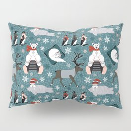 The cold never bothered me anyway Pillow Sham