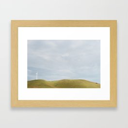 Great Plains Framed Art Print