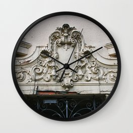 Divinely Decadent Wall Clock