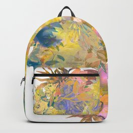 Tropical Woman Backpack