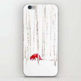 There's nowhere to run iPhone Skin
