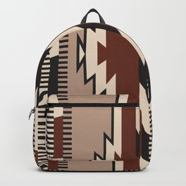 American Native Pattern No. 173 Backpack