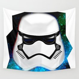 Space Trooper Wall Tapestry