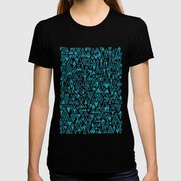 Abstract geometric pattern I T-shirt