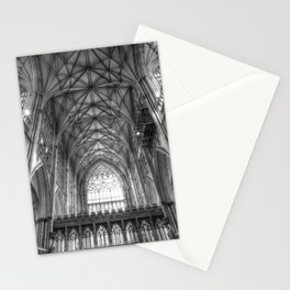 York Minster Cathedral Stationery Cards