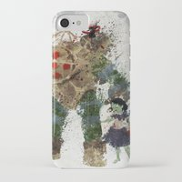 bubbles iPhone & iPod Cases featuring Bubbles by Melissa Smith