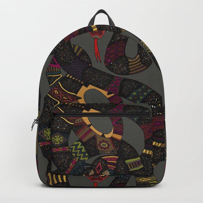geo snakes lead Backpack