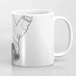 Its better to disappear. Coffee Mug