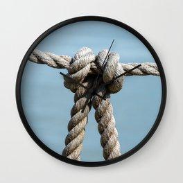 Knot Wall Clock