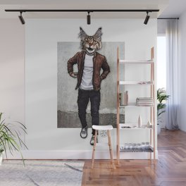 The Dave I Know, Cool Cat Wall Mural