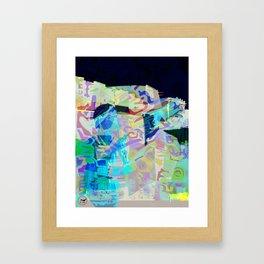 bonnie_clayde Framed Art Print