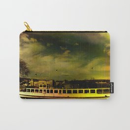 Lake Zurich in Color Carry-All Pouch