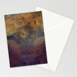 Rising Phoenix Stationery Cards