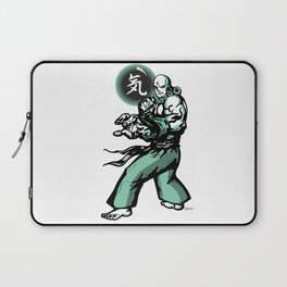 The Monk and The Orb Laptop Sleeve