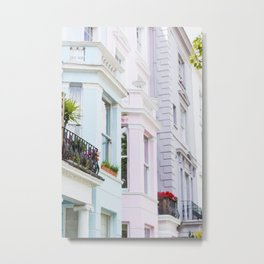 Notting hill Metal Print