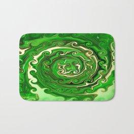 Irish Green Bath Mat