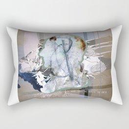 Mr Brain Rectangular Pillow