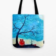 Seek & Destroy Tote Bag