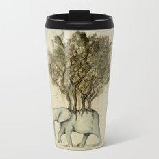 Carrying the Νature Metal Travel Mug