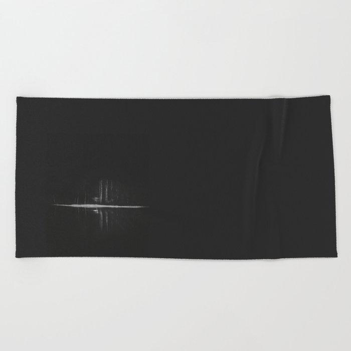 The lost world III Beach Towel
