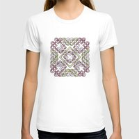 celtic T-shirts featuring Celtic Knotwork by Carrie at Dendryad Art