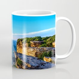 A View To Everything French Riviera Coffee Mug