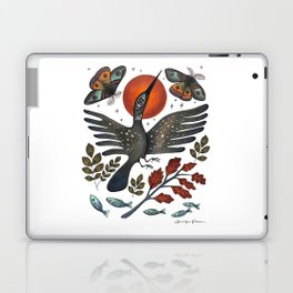 The Gift of Reincarnation Laptop & iPad Skin