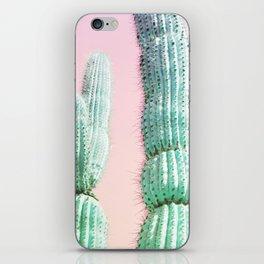 Cactus Pop iPhone Skin