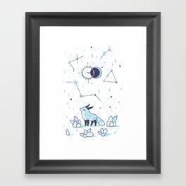 Arctic Nights Framed Art Print