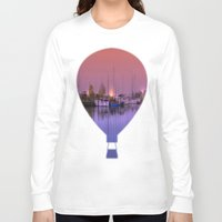 marina and the diamonds Long Sleeve T-shirts featuring Marina by Laake-Photos