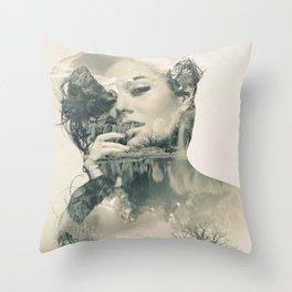 BeWild Throw Pillow