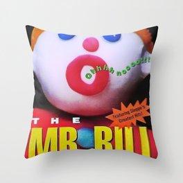 Mr. Bill Throw Pillow